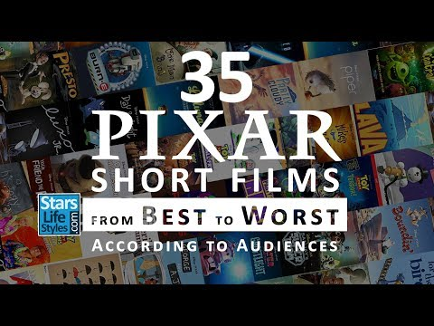 35 Pixar Short Films From Best To Worst, According To Audiences | CGI Animated Short Films