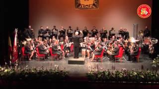 preview picture of video 'La Madrugá - B.M. Santa Cecilia de Sorbas - Pregón Semana Santa Murcia 2015'