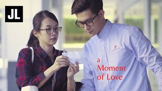 A Moment of Love [Valentines Day Short Film] by James Lee