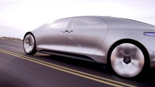 Mercedes-Benz F 015 Luxury in Motion concept tanıtım filmi