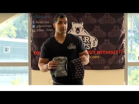 Knee Sleeves: 3 Different Types Of Bear Grips Compression Knee Sleeves