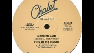 Madleen Kane - Fire In My Heart (Extended PicMix) (HD)