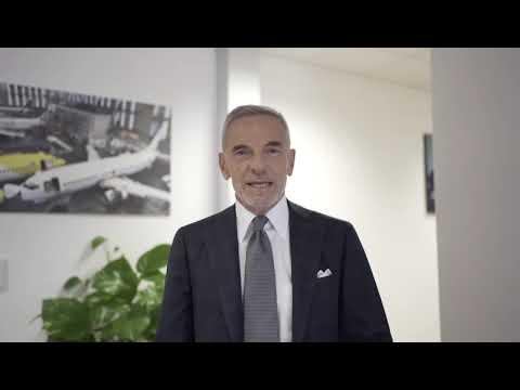Gianni Lettieri: Atitech è la prima società di manutenzione aeronautica Covid-free a livello europeo