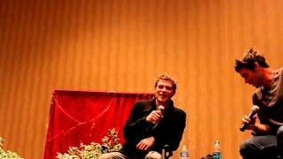Joseph Morgan Q&A: On Klefan And His Creeper Face
