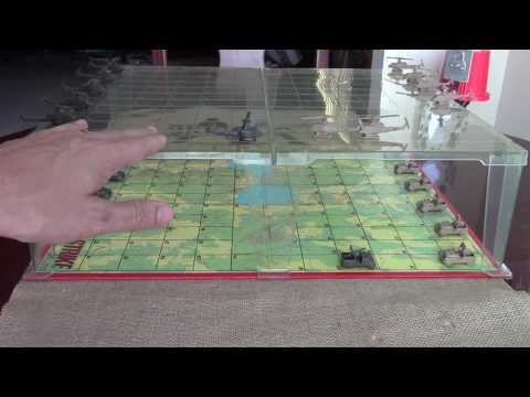 Matt's Boardgame Review Episode 59: Chopper Strike