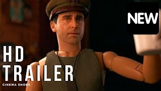 WELCOME TO MARWEN OFFICIAL TRAILER #1 (HD) Steve Carell, Robert Zemeckis