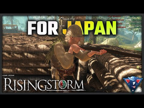 FOR JAPAN! - Rising Storm (Red Orchestra 2)