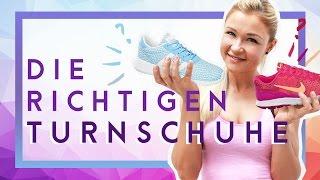 Den RICHTIGEN Trainingsschuh finden | FMA | Sophia Thiel