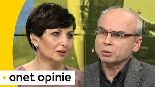 Prof. Stola o konflikcie z Glińskim: przegrałem w starciu z bezprawiem i nagą siłą | Onet Opinie