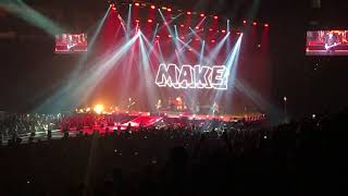Fall Out Boy | Oakland Oracle Arena 11-14-2017