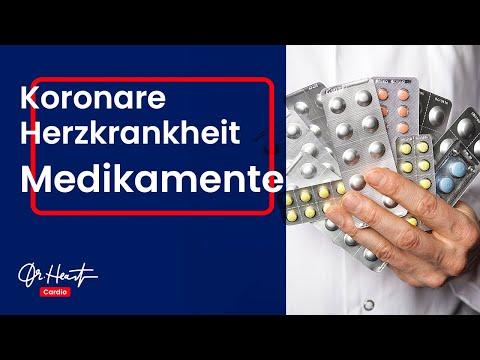 Koronare Herzkrankheit - medikamentöse Therapie | Dr. Heart