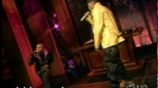 Bow wow and Chris Brown - Shortie Like Mine (Live with Regis and Kelly)
