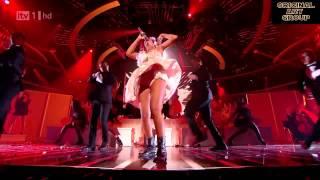 """Самое лучшее выступление!!!! Rihanna """"Only girl in the world"""" The X Fator"""