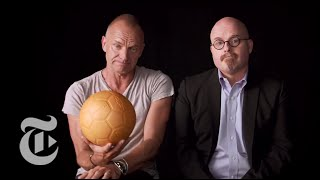 A Soccer Ball That Never Wears Out - Constructing the Indestructible | The New York Times