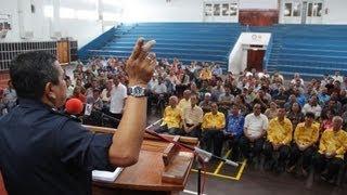 preview picture of video 'Taklimat Keselamatan Daerah Tenom'