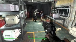 Fallout 4- Charisma O Pee