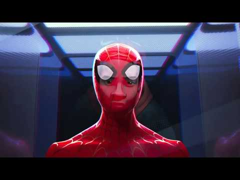 Spider-man Into The Spider-Verse [AMV] Post Malone, Swae Lee - Sunflower