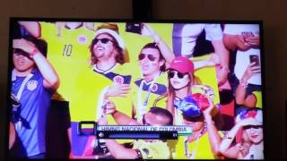 Colombia National Anthem Copa America