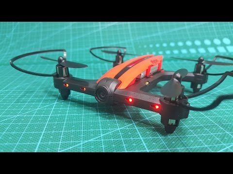 [Review – Test] Mini RC Racing Drone Flytec T18 Wifi FPV 720P