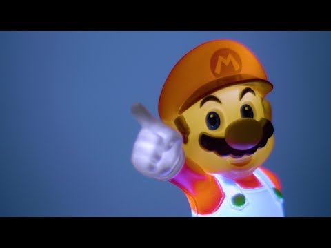 Lampka Super Mario