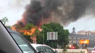 Fire at Avanti Resort Orlando florida july 05,2015
