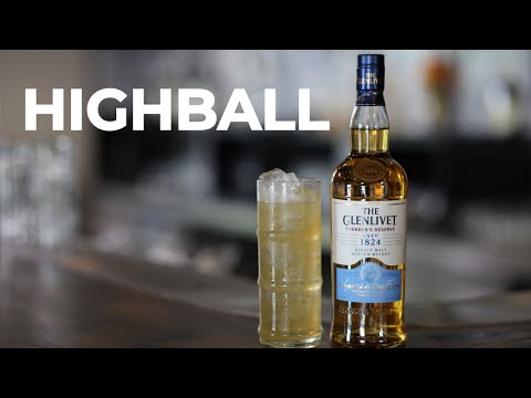 The Highball: a perfect introduction...