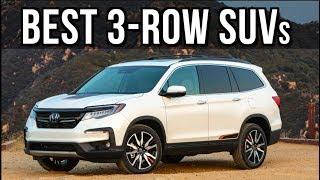 Best 3-Row SUVs Of 2020