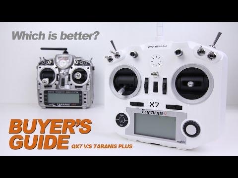 taranis-q-x7-vs-taranis-plus--buyers-guide