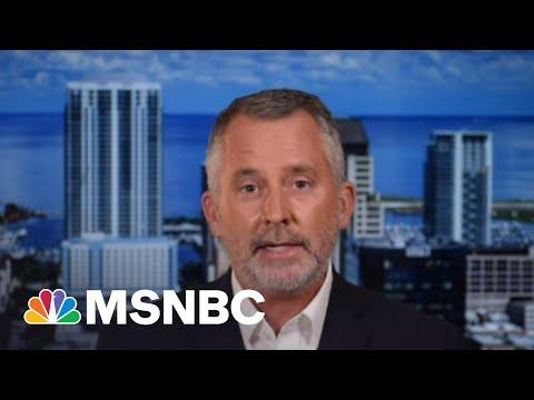 Former Republican David Jolly Says Current GOP Lacks Ideas and Dignity | MSNBC