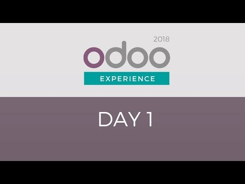 odoo Version V12 CMS Content Management System and Website: New Features (odoo Experience 2018)
