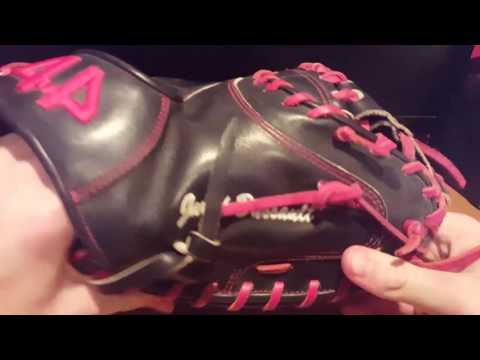 44 Pro Signature Series Catchers mitt review