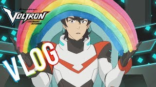Voltron Vlogs: Keith | You Are Gay [Klance]