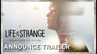 Life is Strange Remastered Collection - Announce Trailer [PEGI]