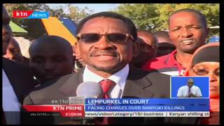 Laikipia North MP Mathew Lempurkel charged over Nanyuki killings