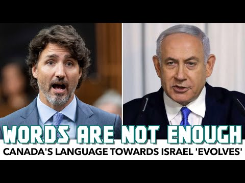 Canada's Stance On Israel 'Evolves'