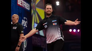 """Callan Rydz on reaching Matchplay QF: """"It's better than anything I've ever done, emotions are high"""""""