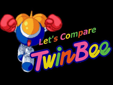 twinbee portable psp