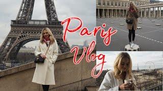 My Paris Travel Vlog | January 2017