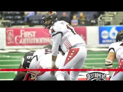 AC Blackjacks vs. Columbus Destroyers: Week Seven Highlights