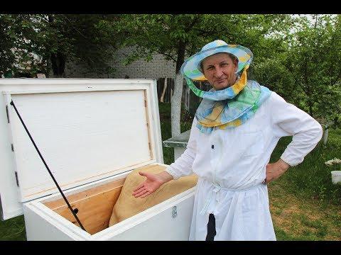Пчеловодство | Технология пчеловождения в лежаках
