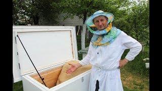 Пчеловодство   Технология пчеловождения в лежаках