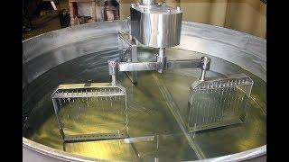 Изготовитель сыра с планетарным режуще-вымешивающим механизмом ИС-1000 Видео:1920х1080