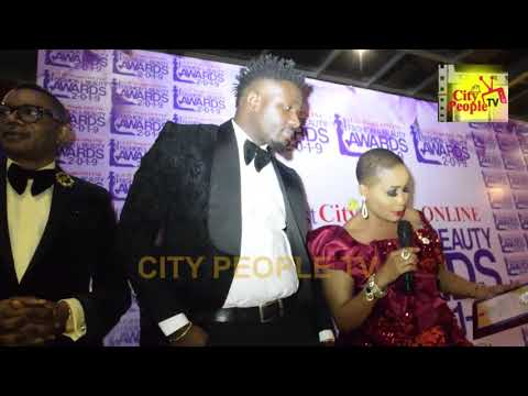 SB LIVE WINS MOST STYLISH SHOWBIZ PERSONALITY OF THE YEAR AWARD MALE