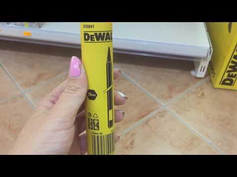 DeWALT DT6941 - Spitzmeißel - Spitzmeißel DeWALT - Sechskant Meißel