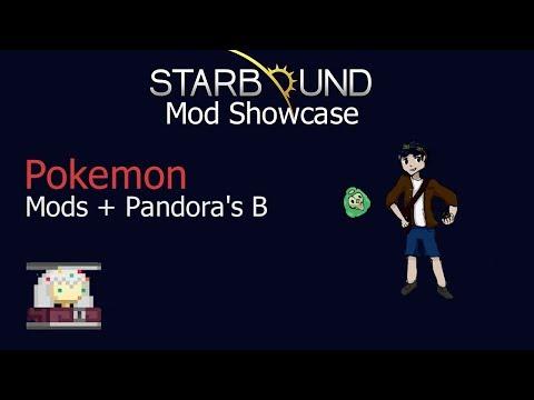 Starbound Mod Showcase: Pokemon+Pandora's Box
