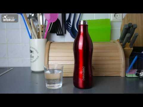 Testbericht - Die DOWABO Isolierflasche für Sport, Freizeit, Alltag und Beruf