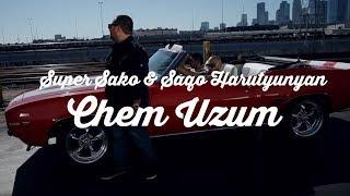 "EXCLUSIVE!!!  Super Sako ""Chem Uzum"" - Super Sako & Saqo Harutyunyan :: DJ DAVO Presents"