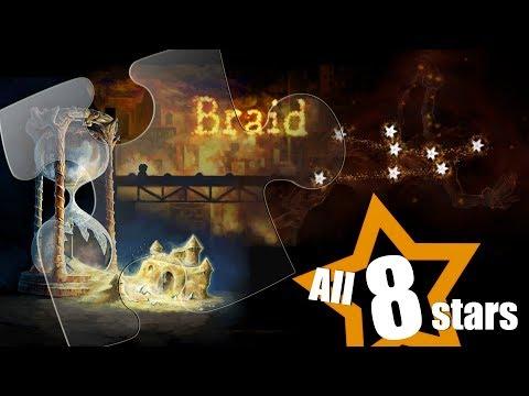 Braid - All 8 stars (Все звёзды)