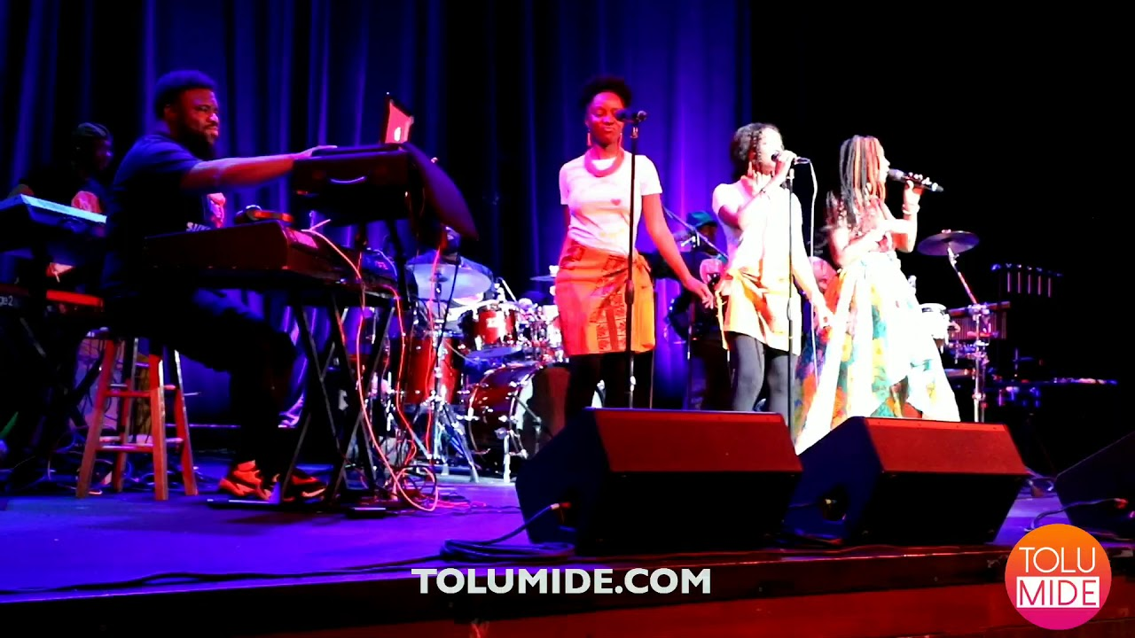 TolumiDE LIVE Howard Theatre – Survivor
