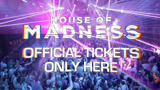 Promo House of Madness  Amnesia Ibiza 2016